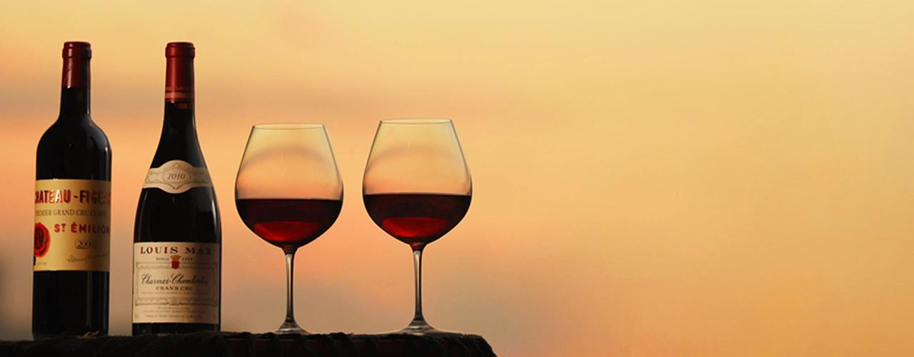 對酒的堅持 與美酒調和 使料理更美味