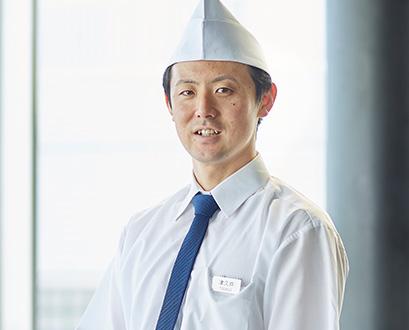 みその 神戸本店 / 調理スタッフ 津久井 優博 2015年入社(2年目)